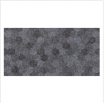 Gemini Buxy Antracita Hexagon Tile - 600x300mm