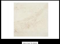 Yurtbay Tiles Helena Cream Ceramic Wall Tiles 45x45