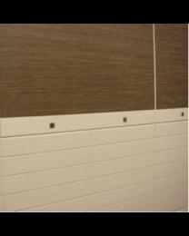Gemini Tiles Vitra Elegant Cream Square Border Tile
