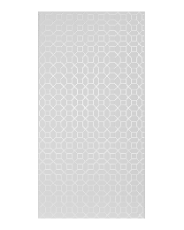 Laura Ashley The White Collection Marise Wall 248mm x 498mm