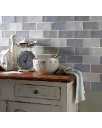 Laura Ashley Artisan Pale Biscuit Wall Tile 75x300