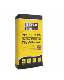 Pallet Deal x54 UltraTileFix ProRapid RS 20KG White Adhesive