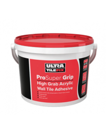 Pallet Deal x56 UltraTileFlex ProSuper Grip 15 KG Off-White