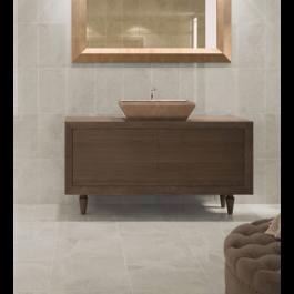 Chelsea Grey Ceramic Wall Tile 250x400mm