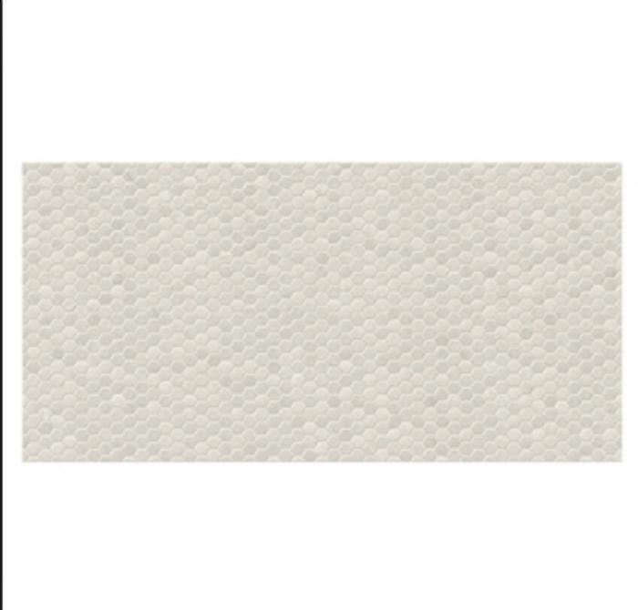 Keraben Tiles Cliveden Concept White Ceramic Wall Tiles 50x25