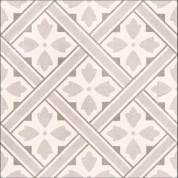 Grey Patterned Wall Tiles Bathroom - Wall Design Ideas