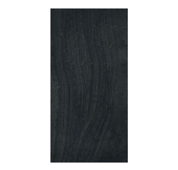 Continental Tiles Novabell Crossover Black Porcelain Wall And Floor Tiles 60x30
