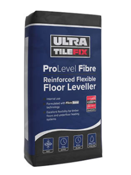 UltraTileFix ProLevel Fibre 20KG Leveller 20 Bag Pallet Offer
