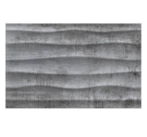 Gemini tiles Cosy Basalt Wave Matt Tile - 400x250x7.5mm