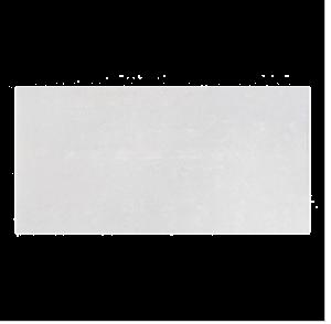 Traffic White Matt Tile - 300x600x9.5mm