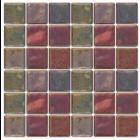 Waxman Ceramics Iridis Jacaranda Tile