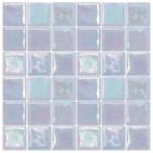 Waxman Ceramics Iridis Lunaria Tile
