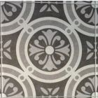 Continental Tiles Vintage Classic Grey Decor Tile