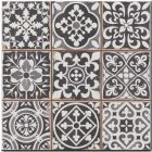 Continental Tiles Vintage Faenza Black Tile