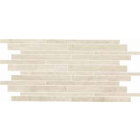 Crossover Mattoncino Sabbia Beige Mosaic Tile