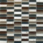 Waxman Ceramics Accord Sepia 15x48 Tile