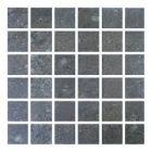 Gemini Tiles Hillock Dark Grey Mosaic Tile