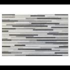 Gemini Tiles Recer Evoke Grey Decor Tile - 250x400mm