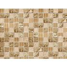 Marshalls Tile and Stone Santa Capa Square Glass Mosaic - 298x298mm
