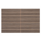 Gemini Tiles Vitra Allure Mocha Scored Tile - 400x250mm