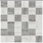 Silverstone Tiles Mosaico Mix Gris/Grafito Tiles - 300x300mm