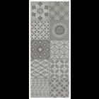 Metropoli Grey Isole Decor Wall Tile - 500x200mm