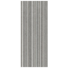 Metropoli Grey Slot Decor Wall Tile - 500x200mm