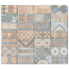 Marshalls Tile and Stone New Orleans Royal Street Decor Tile - 100x200mm