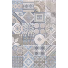 Marshalls Tile and Stone New Orleans Bourbon Street Decor Tile - 200x200mm