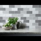 Handmade Dove Ceramic Wall 75x150mm