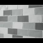 Handmade Grigio Ceramic Wall 75x150mm