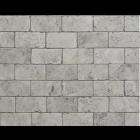 Silver Shadow Grey Tumbled Marble W&F 100x100mm
