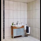 Johnson Tiles Castellon Ivory Marble Tile