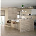 AB Ceramics Metropoli Brown Ceramic Floor Tiles 447x447mm