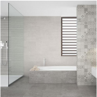 AB Ceramics Metropoli Grey Ceramic Floor Tiles 447x447mm