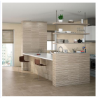 Metropoli Sand Floor Tile - 447x447mm
