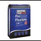 UltraTileFix ProGrout Flexible 10KG  Black