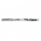 Gemini Elegant Border 1 Grey Tile - 600x40mm