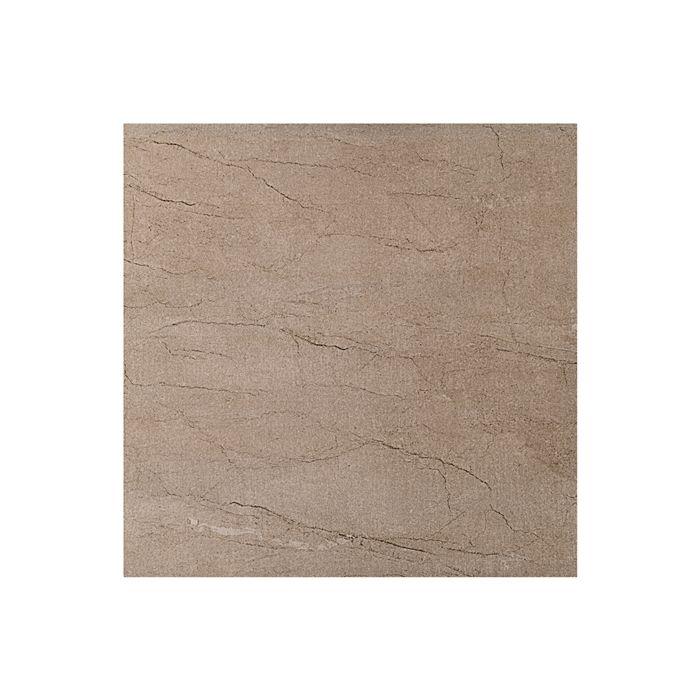 Vitra Stone by Stone Brown Matt Tile - 450x450mm