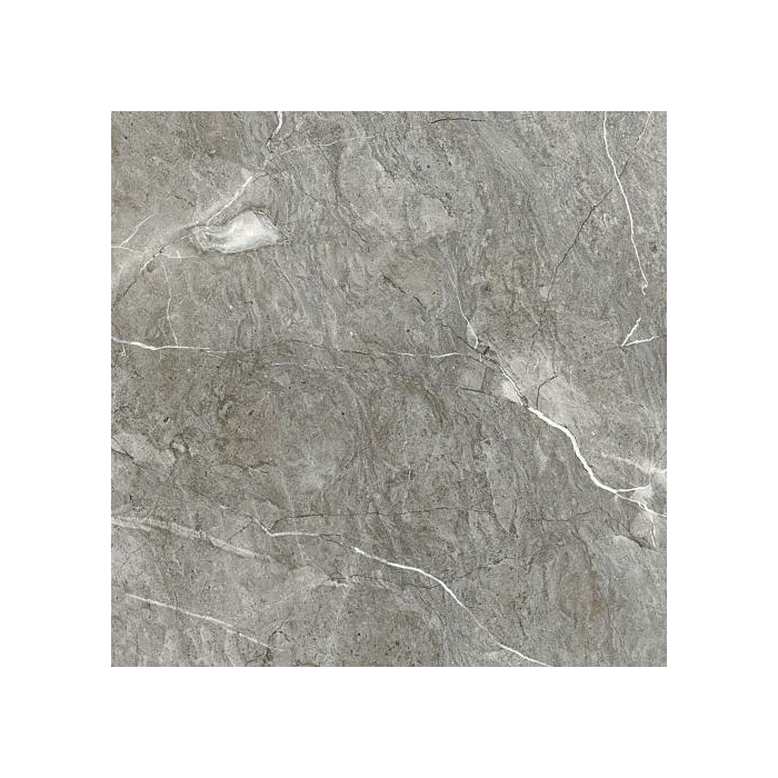 Grey Esparada Marble Effect Matt Tiles - 750x750mm