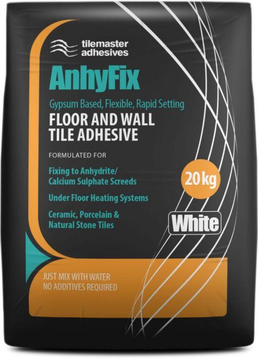 Tile Master Anhyfix Flexible Floor Tile Adhesive Tiledealer