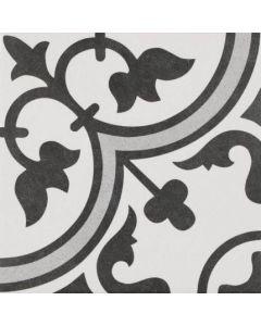 Continental Tiles Arte Grey Tiles - 250x250mm