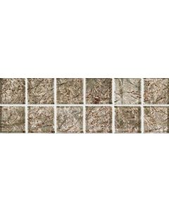 Mosaic and Borders Planet Beige Tile