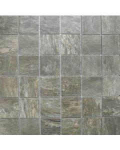 Continental Tiles Zion Anthracite Mosaic Tile