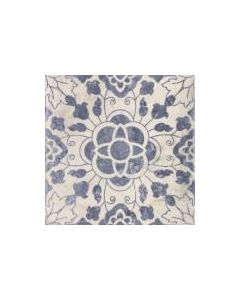 Tangier Antiqua Decor Wall Tile - 200x200mm