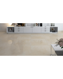 Atrium Tiles Savona Marfil Large Format Porcelain Wall and Floor 75x75 Tiles