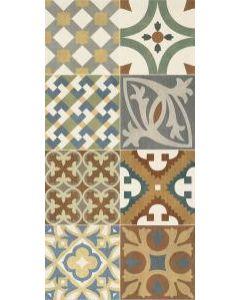 Gracia Multicolor Wall Tile - 610x310mm