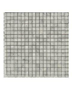 Gemini Mosaics Carrara Marble Tile - 300x300mm