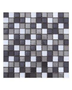 Gemini Mosaics Kiev Tile - 300x300mm