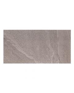 Vitra British Stone Grey Matt Tile - 600x300mm